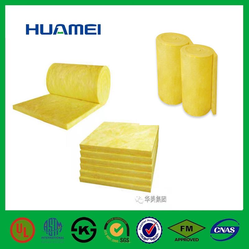 玻璃棉的主要性能特征